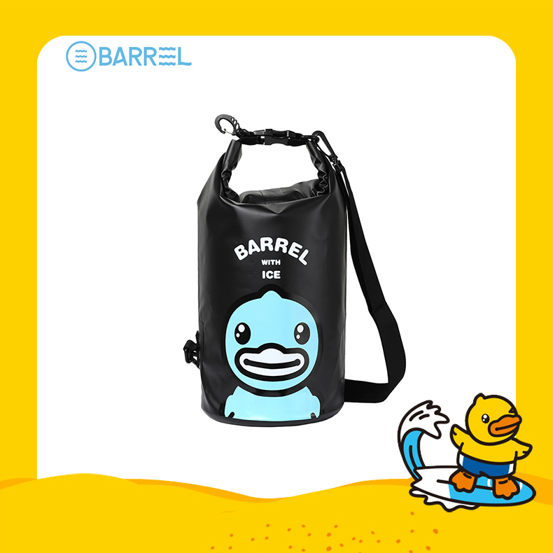 BDUCK waterproof bag black_1