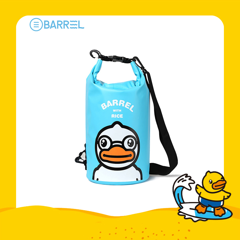 BDUCK waterproof bag blue_1