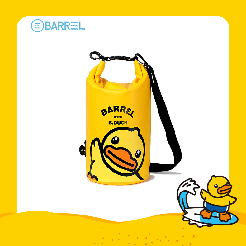 BDUCK waterproof bag yellow